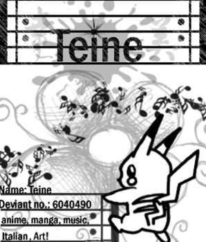 New ID +_+ by Teine-tor