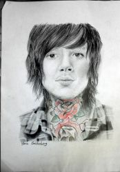 Oliver Sykes by ItsMyUsername