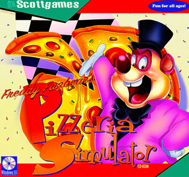''Design pizzas, feed kids, and get high scores!'' by Kosperry