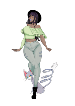 PTS: Abella Fullbody by whineyslime