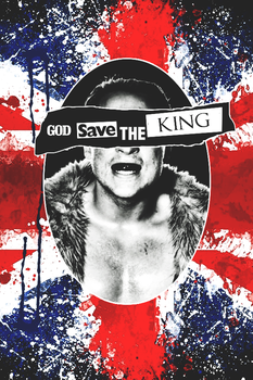 God save the king by Zuckersucht