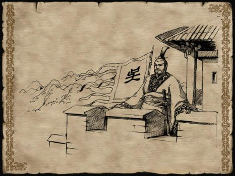 Warring States Storyboard 09 by Maqiangk