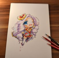Heartseeker Ashe by Lighane