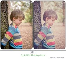 ATP Apple Cider Photoshop Action by AllThingsPrecious