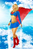 Supergirl - Sky by SarmaiBalazs