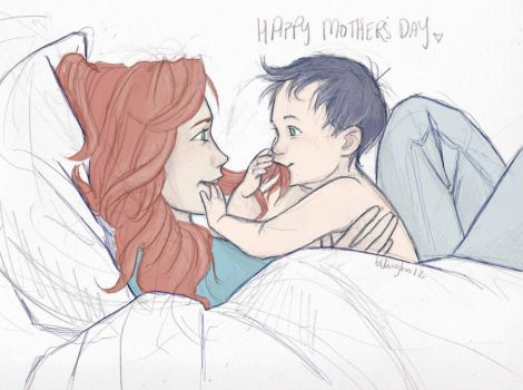 Happy Mother's Day by burdge