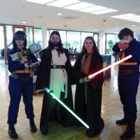 Star wars // Fallout - Cosplay by Fraulein-Kazz