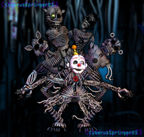 Super Ennard! by CyberusSpringer03
