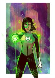 Green Lantern by SebasP