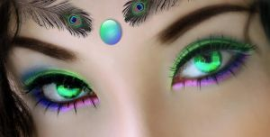 Hera's Eyes by missnayuh