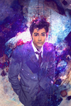 The Tenth Doctor by valar1a