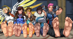 Overwatch by JonathanBN