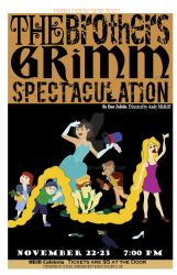 Grimm Playbill by FoolToMuse