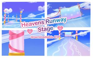 MRA Heavens Runway Stage by 0LadyLemon0