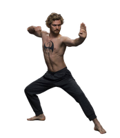 Iron Fist - Transparent Background! by Camo-Flauge
