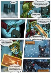 Chronicles of Polaris Preview Page 2 of 3 by MikeOrion