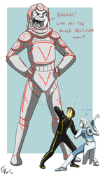 Tron: Rectifier 3 by forte-girl7