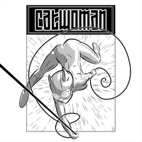 Catwoman - Action Shot by crumby99
