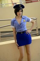 Jill Valentine: Police Oficcer version by Tify-Diamond