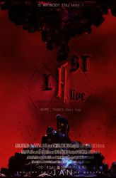 016 MoviePoster Last Alive by MaroonQing