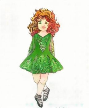 Happy St. Patrick's Day-2018-3-WIP by Mairelyn