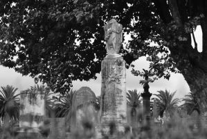 Cemetery 2 by jquilt