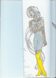 Tornade, X-Women, 2005 by amazon-of-arcadia