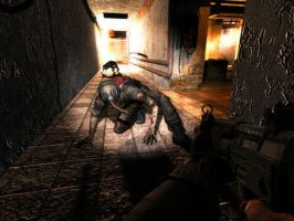 freaky far cry 1 monster by 122Wizardman
