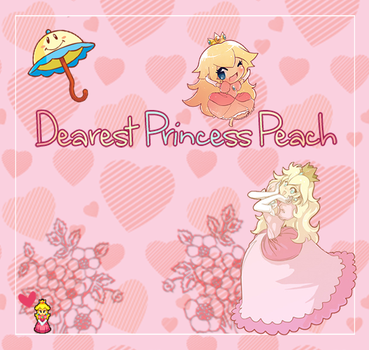 Dearest Princess Peach - main picture by GamieNin