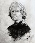 Tyrion Lannister sketch by jasonbaroody