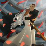Allura and Shiro : Rise of the Kingdom by Adibah87