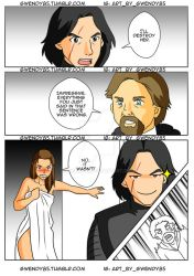 Destroy her. Sure, Kylo. by gwendy85