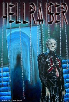 hellraiser by Alice-Ravenna
