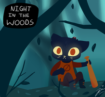 'NITW' Mae by GhostBunny-X
