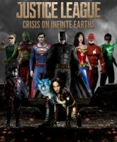 Justice League Crisis On Infinite Earths by Asthonx1