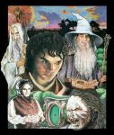 The Fellowship of the Rings by choffman36
