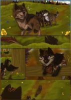 .The Ashenguard Wolf - Page 1.+ by Kintanga