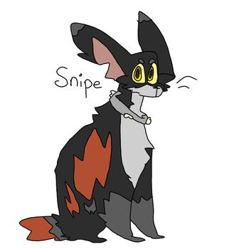 Snipe by FluffyPawHeart