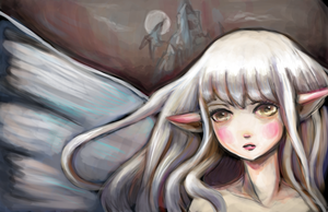 Airy: Bravely Default by KatRobertson