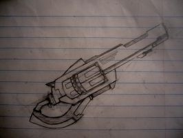 IV - Hand-Cannon by SuSuYamma