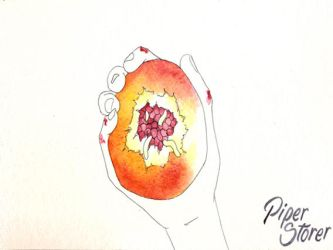 Pomegranate by Piper-Storer
