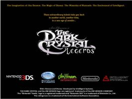 The Dark Crystal Legends (video game) by DarkOverlord1296