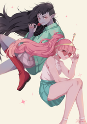 Bubbline by maanneee
