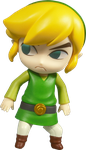 Toon Link Looking Back.png by KrisAnderson97