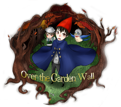 Over the Garden Wall by shootingstarshooter