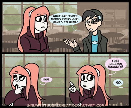 Not Wrong by GirlWithTheGreenHat
