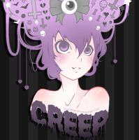 Pastel Goth (CREEP) by HeartInABoxx