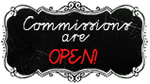 (Gif) Open Commissions by HourglassBat