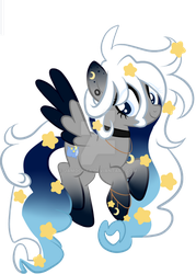 Starry adopt extra edit by Jamochaa
