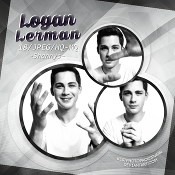 Photopack 3490 - Logan Lerman by southsidepngs